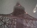 東京タワー消灯