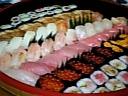 大晦日はいつもお寿司