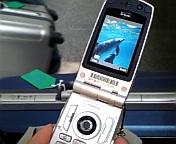 国際携帯でごわす。