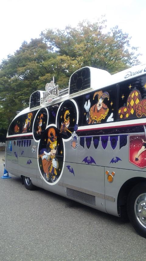 ディズニーバス