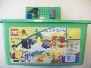 初LEGO